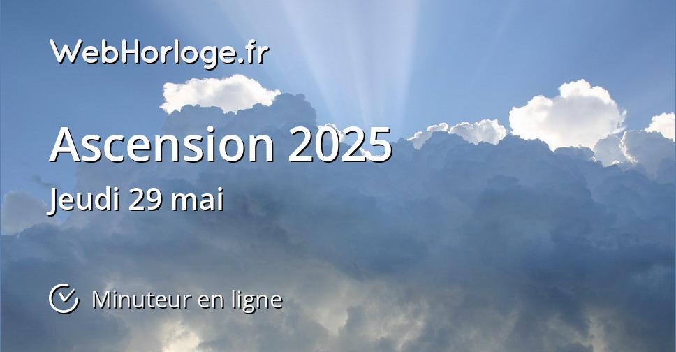 Ascension 2025