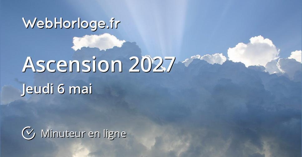 Ascension 2027